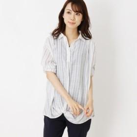 [マルイ]【セール】【2点セット】スラブねじりシャツ+タンクトップ/シューラルー(レディス)(SHOOLARUE Ladies)