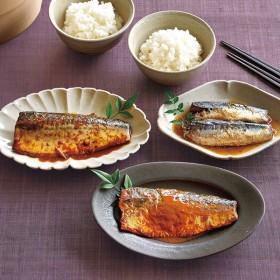 【婦人画報】骨ごと食べられる煮魚 3種セット8袋入り
