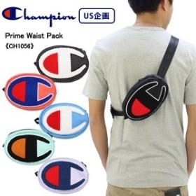 チャンピオン(Champion) プライム ウエスト バッグ (Prime Waist Pack)ボディバッグ(CH1056)/Cロゴ[AA]