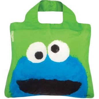 【婦人画報】【ご自宅用】エコバッグ SesameStreet Bag 3