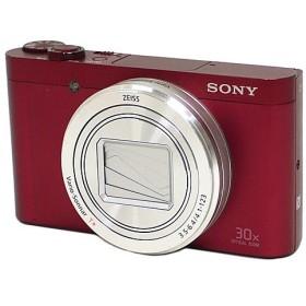 SONY製 Cyber-shot DSC-WX500 レッド/1820万画素