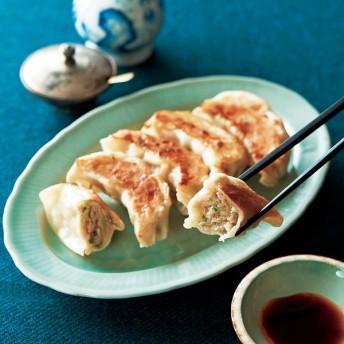 【婦人画報】王さんの手包みジャンボ餃子 40個入り