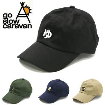 go slow caravan ゴースローキャラバン BBキャップ 312903