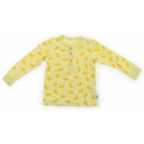 【ブーフーウー/BOOFOOWOO/naturalboo】Tシャツ・カットソー 110サイズ 女の子【USED子供服・ベビー服】(378448)