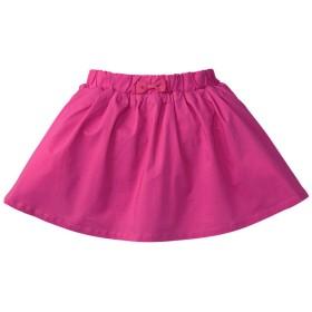 スカート [キッズ]シンプルフリー インパンツスカート レッド ベビー・キッズウェア キッズ(100~120cm) ボトムス(女児) (44)