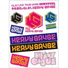 <GLAY LIVE TOUR 2019> A4 ステッカーシート