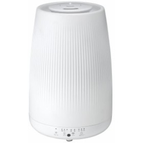 スリーアップ LEDライト調光機能付 ハイブリッド加湿器 ライツ ホワイト HFT-1726WH