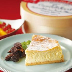 【婦人画報】カマンベールチーズケーキ