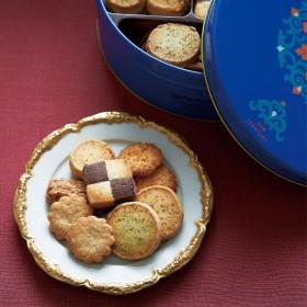 【婦人画報】オリジナルクッキー缶