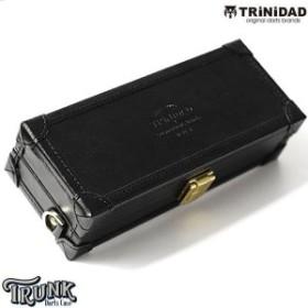 TRiNiDAD ダーツケース TRUNK ブラック×ブラック