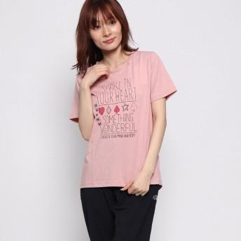 イグニオ IGNIO レディース 半袖Tシャツ グラフィックTシャツ(半袖) LPOPアソートCNTSS
