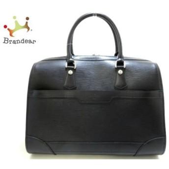 中古 Louis Vuitton ルイヴィトン ハンドバッグ サックドゥヴィルブルジェ エピ・レザー M42392