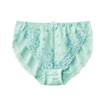 編みレースショーツ(トリンプ) スタンダードショーツ,Panties