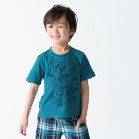 [マルイ] グラフィカルプリント Tシャツ/コムサイズムキッズ(COMME CA ISM)