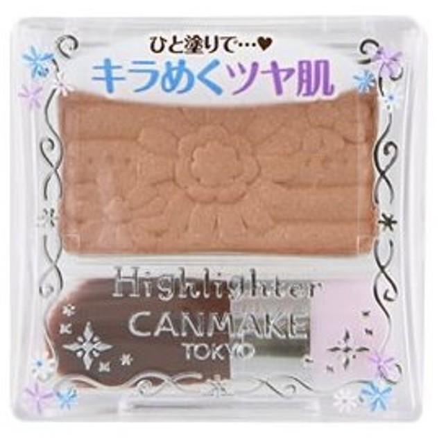 井田ラボラトリーズ キャンメイク ハイライター 06 ピーチベージュ  (1個) CANMAKE