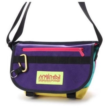 マンハッタンポーテージ Manhattan Portage Coney Island Casual Messenger Bag JR (MULTI)