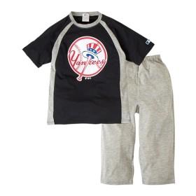 【MLB】半袖パジャマ(男の子 子供服 ジュニア服) キッズパジャマ