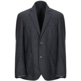 《セール開催中》AT.P.CO メンズ テーラードジャケット ブルーグレー 56 60% ウール 30% ポリエステル 10% ナイロン