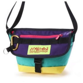 マンハッタンポーテージ Manhattan Portage Coney Island Casual Messenger Bag (MULTI)