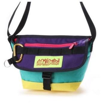 マンハッタンポーテージ Manhattan Portage Coney Island Casual Messenger Bag (MULTI)