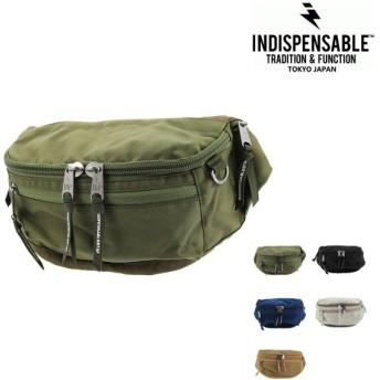 INDISPENSABLE インディスペンサブル ウエストバッグ アタッチ 14042000