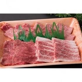 鳥取和牛カルビ焼肉盛り合わせ 約500g