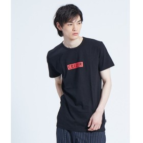 ABAHOUSE / アバハウス 【CEIZER】METRO ロゴプリントTシャツ