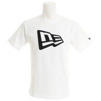 ニューエラ(NEW ERA) 【オンライン特価】 COTTON FL BAS 半袖Tシャツ 11403722 (Men's)