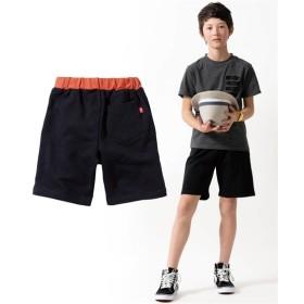 裏毛4分丈パンツ(男の子。女の子 子供服。ジュニア服) パンツ