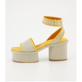 【SLY:シューズ】TINY DOTS LOW SANDAL