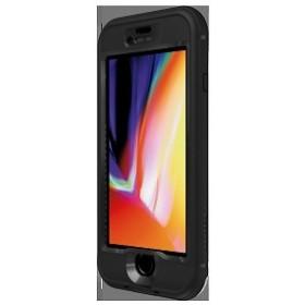 トーン LIFEPROOF nuud iPhone 8P 専用 強化ガラス液晶保護フィルム0.33mm LPNUUDG8P