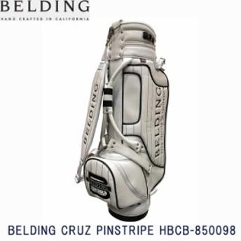 BELDING ベルディング クルーズ ネイビー ピンストライプ CRUZ PINSTRIPE ホワイト/ネイビー 8.5インチ HBCB-850098 国内正規品