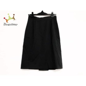 ミリー MILLY スカート サイズ2 S レディース 美品 黒     スペシャル特価 20190906