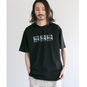 URBAN RESEARCH / アーバンリサーチ LIFE'S A BEACH LAB COLONEL T-SHIRTS