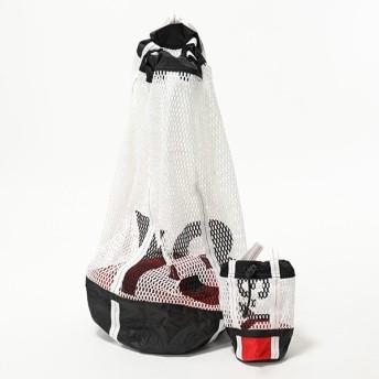 Y-3 ワイスリー adidas アディダス YOHJI YAMAMOTO DY0532 ICON SAC メッシュバッグ ジムサック ナップサック BLACK/WHITE メンズ