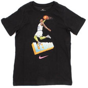 【Super Sports XEBIO & mall店:スポーツ】YTH DRI-FIT BBALL ヒーロー Tシャツ BQ2679-010SU19