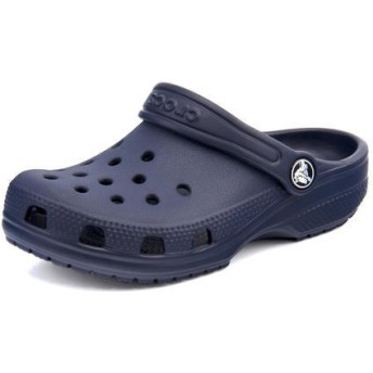 SALE!crocs(クロックス) CLASSIC CLOG K キッズサンダル(クラシッククロッグK) 204536 410 ネイビー【ネット通販特別価格】 ボーイズ