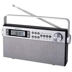 広華物産 AM/FMステレオラジオ KOH-S300