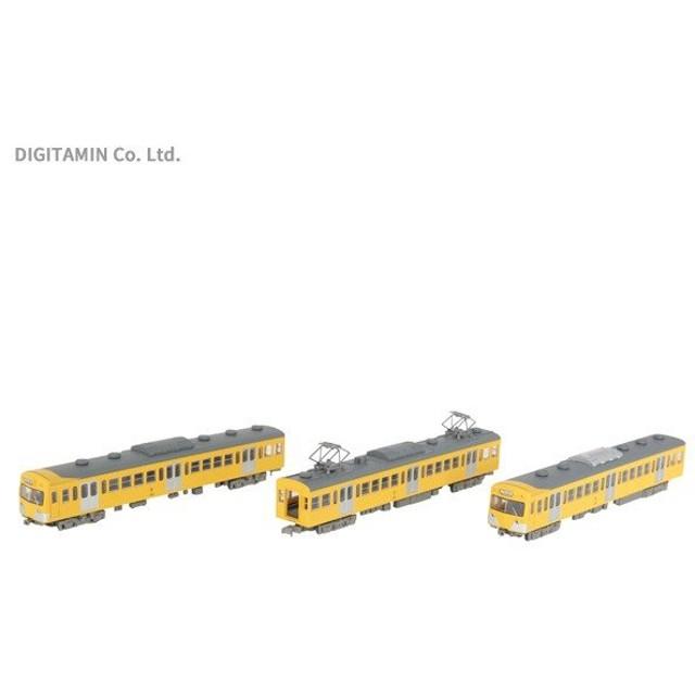 トミーテック 鉄道コレクション 三岐鉄道801系 805編成 (西武カラー) 3両セット 1/150(Nゲージスケール) 鉄道模型(ZN60003)