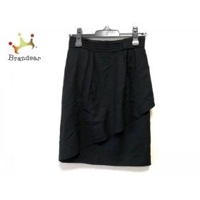 ボディドレッシングデラックス BODY DRESSING Deluxe スカート サイズ36 S レディース 美品 黒   スペシャル特価 20190808