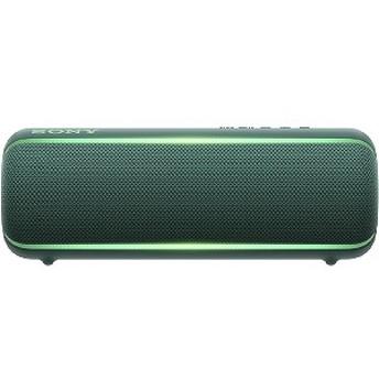 ソニー SONY ワイヤレスポータブルスピーカー SRS-XB22 グリーン