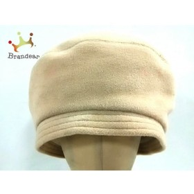 ヘレンカミンスキー HELEN KAMINSKI 帽子 美品 ベージュ ベレー帽 ウール×アルパカ×ナイロン    値下げ 20190928
