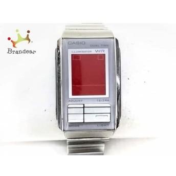 カシオ CASIO 腕時計 イルミネーター LA-201W メンズ レッド スペシャル特価 20190915