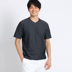 [マルイ]【セール】[速乾 防臭 フレT]メランジハニカムTシャツ/タケオキクチ(TAKEO KIKUCHI)