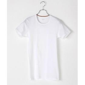 <ポール・スミス アンダーウェア> 半袖クルーネックTシャツ 010シロ 【三越・伊勢丹/公式】