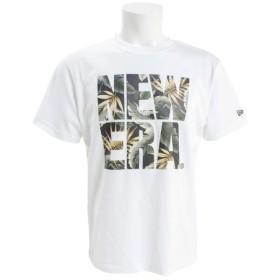 ニューエラ(NEW ERA) パフォーマンスTシャツ ボタニカル ビッグニューエラ 11901343 (Men's)