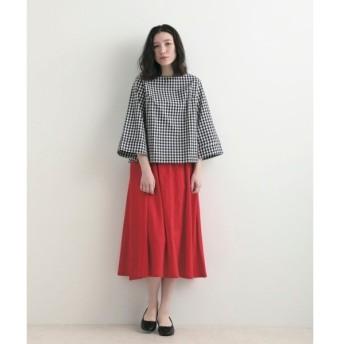 NIMES / ニーム C/Lキャンバス ギャザースカート