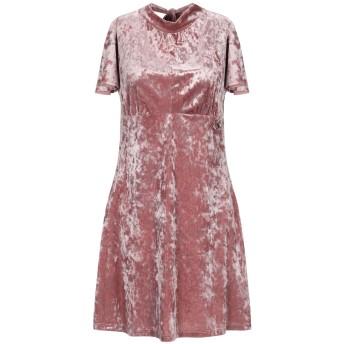 《セール開催中》MANGANO レディース ミニワンピース&ドレス ピンク M ポリエステル 92% / ポリウレタン 8%