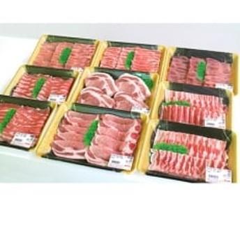 【南部高原豚】ふるさと納税限定満腹セット 合計3.0kg