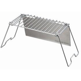 風防付き ゴトク キャプテンスタッグ(CAPTAIN UG-30 テーブル 五徳 STAG) グリルスタンドテーブル